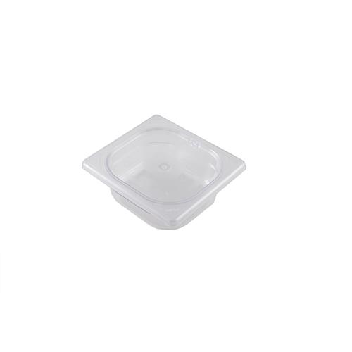 Contenitore con coperchio ermetico in Tritan GN 1/6