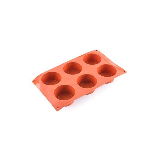 Stampo 6 porzioni in silicone